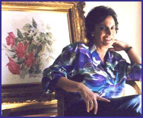 """Maria Zanoni, Presidente del Centro D'Arte e Cultura """"26""""."""