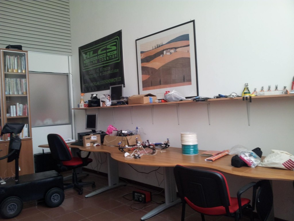 Hackerspace in progress...