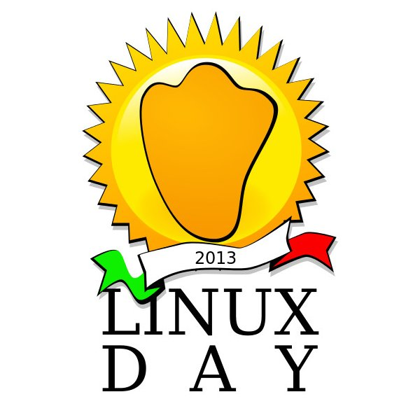 Linux Day Logo 2013