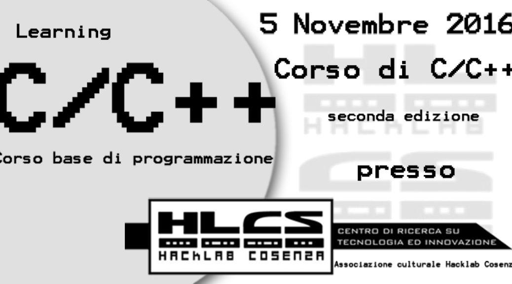Corso di programmazione C/C++Header